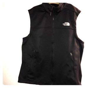 Men's Soft Shell North Face Vest